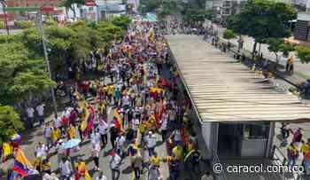 Comando Departamental Unitario de Risaralda no suspenderá protestas - Caracol Radio