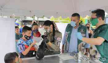 Entró en funcionamiento la patrulla de rescate animal en Pereira - Caracol Radio