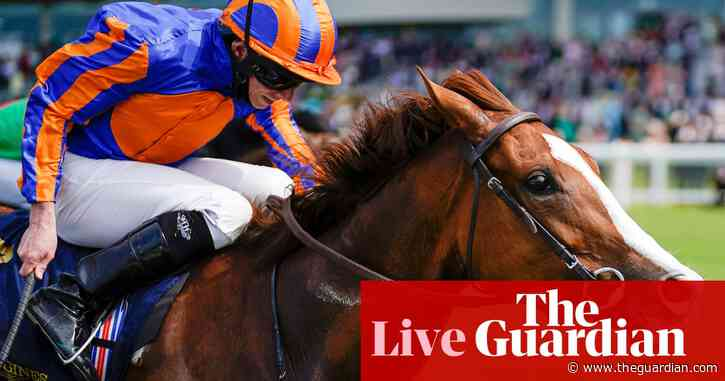 Royal Ascot 2021, day two: Love wins Prince of Wales Stakes – as it happened