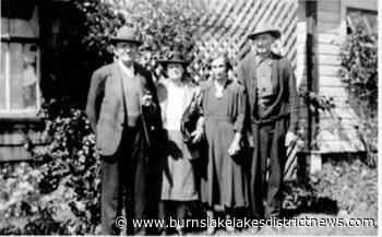 A 20th century life story at Ootsa Lake - Burns Lake Lakes District News