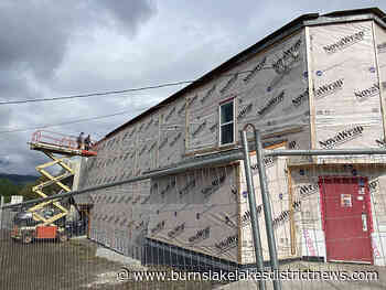 Roof replacement for Beacon Theatre begins – Burns Lake Lakes District News - Burns Lake Lakes District News