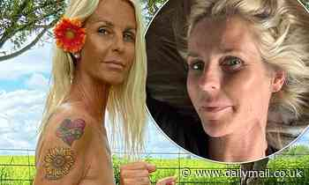 Ulrika Jonsson, 53, hits back at troll who slammed her completely naked snap for charity