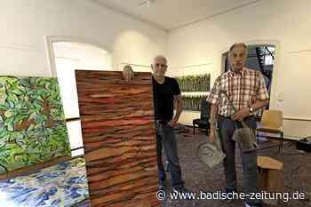 Zwei Artists in Residence, die keine weite Anreise hatten - Lahr - Badische Zeitung