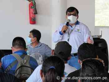 Electro Oriente asistió a mesa de diálogo en Yurimaguas - Diario Voces
