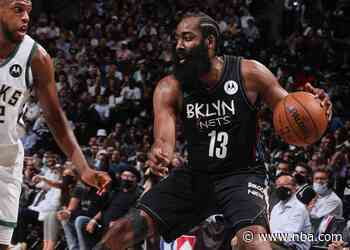 Nets Notes: James Harden's Return Inspired Kevin Durant