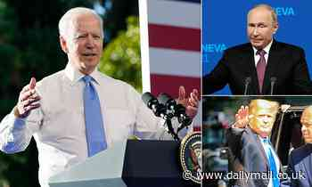 Biden says he 'stressed the importance of free press' to Putin