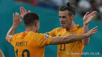 Bale, Ramsey have Wales eyeing another Cinderella run