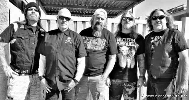 VIO-LENCE To Release 'Let The World Burn' EP In Early 2022