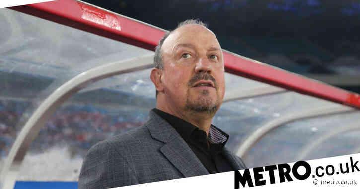 Everton on verge of appointing ex-Liverpool boss Rafa Benitez as Carlo Ancelotti successor