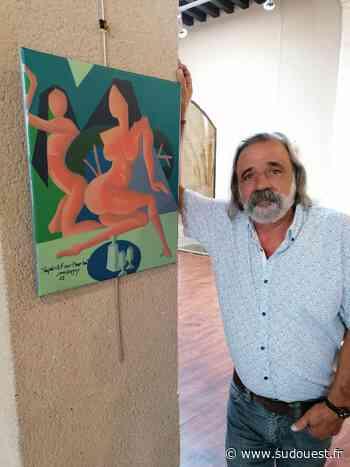 Cognac : Didier Delannoy revient avec une nouvelle exposition aux Récollets - Sud Ouest