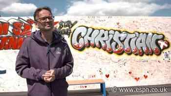 Denmark sends emotional message to Christian Eriksen after star's cardiac arrest