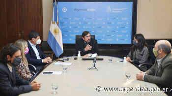 Finalizó la Reunión Ordinaria 141º de la Comisión Nacional de Alimentos - Argentina.gob.ar Presidencia de la Nación