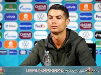 Cristiano Ronaldo snub cost Coca-Cola billions in market value - The Beacon Herald