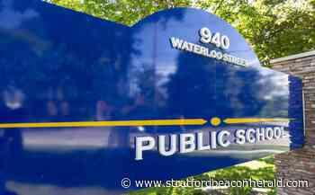 Ryerson elementary school sign vandalized amid renaming debate - The Beacon Herald