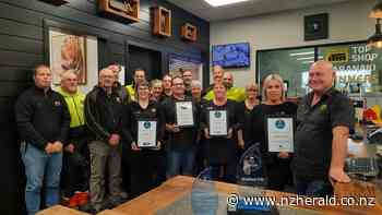 Stratford ITM is the big winner at WITT Top Shop awards - New Zealand Herald