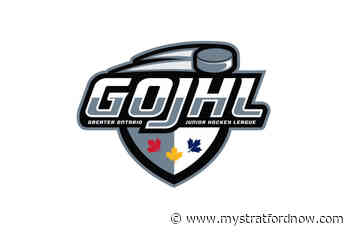 GOJHL announces tentative plans for 2021-22 season - My Stratford Now