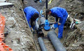 Interruzione servizio idrico a Marsciano - TuttOggi