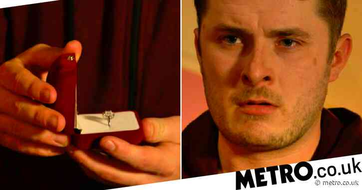 EastEnders spoilers: Ben Mitchell reckons husband Callum Highway is going to propose to Whitney Dean
