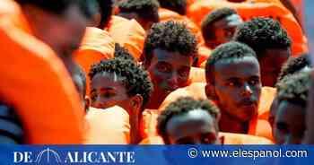 Los 'olvidados' del Aquarius: los migrantes acogidos en Valencia siguen sin regularizar 3 años después - El Español