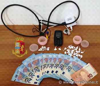 Portici - Trovata in possesso di cocaina, arrestata 34enne - Torrechannel