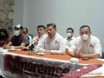 Denuncia Moremss alta contratación en sistemas educativos del estado - ContraMuro