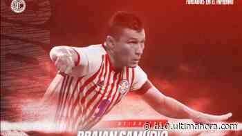 Toluca oficializa la contratación de Braian Samudio - D10 - Deportes Paraguay