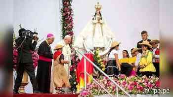 """Virgen de la Puerta de Otuzco fue proclamada """"Patrona del bicentenario"""" - RPP Noticias"""