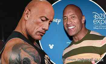Dwayne 'The Rock' Johnson says it's 'humbling' that 46% of Americans want him to run for President