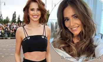 Cheryl advises those who have gained weight to 'get the bigger size' if they're happy being larger