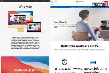 Microsoft Tried To Sell Me A PC And Apple Tried To Sell Me A Mac, And The Pitche - News18