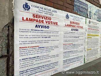 Lampade votive, al cimitero di Milazzo ne sono attive 20 mila ma solo 3500 in regola con i pagamenti - Oggi Milazzo - OggiMilazzo.it