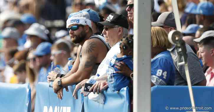 NFL teams will be permitted to host fans at training camp