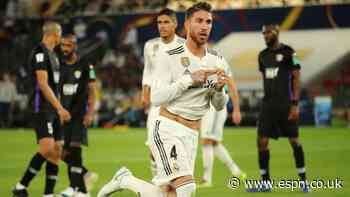 Ramos leaving Real Madrid after 16 years