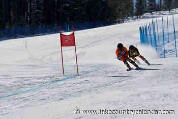 Lumby's Logan Leach named to national ski team – Lake Country Calendar - Lake Country Calendar