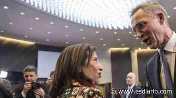 La Cumbre de la OTAN refuerza a Robles ante la crisis de gobierno que se perfila - ESdiario - Información para decidir