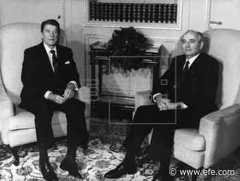 La cumbre de Ginebra de 1985, el principio del fin de la Guerra Fría - EFE - Noticias