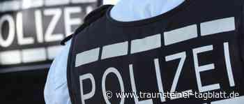 Traunreut: Unbekannter kollidiert mit Verkehrsschild und flüchtet - Traunsteiner Tagblatt