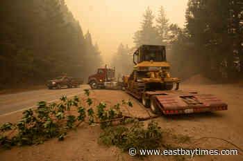 Wildfire vulnerability examined in Santa Cruz, West Coast - East Bay Times
