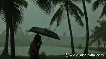 Rainfall likely in West Bengal owing to low pressure area over Bay of Bengal; fishermen issued warning - Oneindia