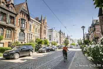 Na buurtprotest: Cogels Osylei wordt dan toch niet parkeervrij - Gazet van Antwerpen