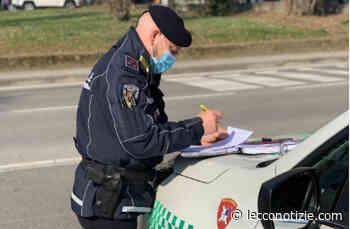 Merate, due patenti ritirate in tre giorni per guida in stato d'ebbrezza - Lecco Notizie