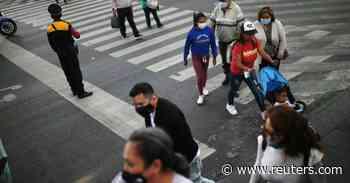 Mexico records 3789 coronavirus cases, 196 more deaths - Reuters