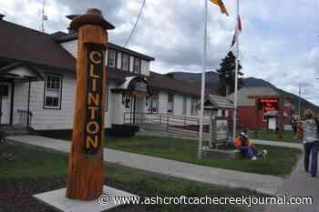 Clinton council considers museum merchandise request – Ashcroft Cache Creek Journal - Ashcroft Cache Creek Journal