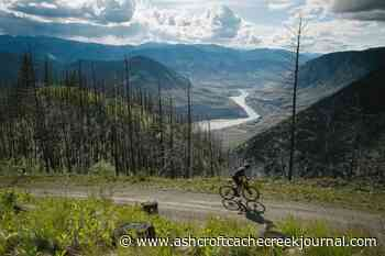 Gravel is the new gold: Clinton cyclist boosts new biking trend – Ashcroft Cache Creek Journal - Ashcroft Cache Creek Journal