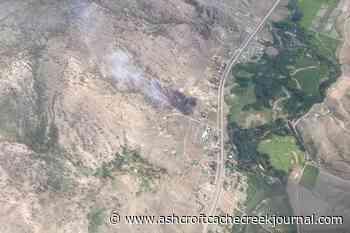 BC Wildfire service tackling blaze at 16 Mile – Ashcroft Cache Creek Journal - Ashcroft Cache Creek Journal