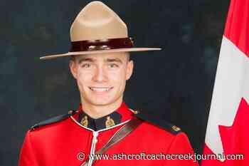 Pair charged in Saskatchewan Mountie's death make first court appearance - Ashcroft Cache Creek Journal