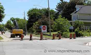 WHAT'S GOING ON HERE? King Street in Beamsville - Niagarathisweek.com