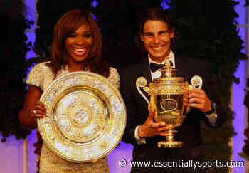 Why Are Rafael Nadal and Serena Williams Not Playing Wimbledon Championships 2021 Tune-Ups? - EssentiallySports