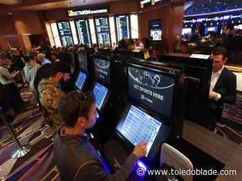 Ohio Senate moves toward legal sports betting