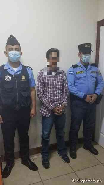 Por diferentes ilícitos son capturados dos individuos en Corinto – El Reportero Honduras - elreportero.hn